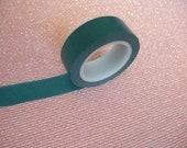 washi tape Japanese masking tape teal