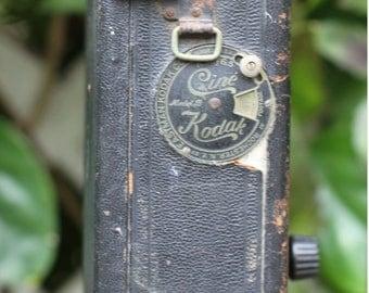 Cine-Kodak Model B Movie Camera, 1920's