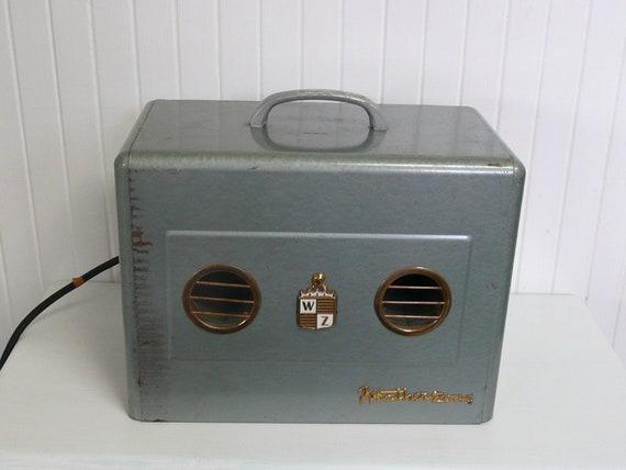 Vintage Evaporative Cooler : S working swamp cooler fan portable air