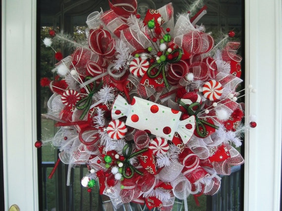 Holiday Christmas WREATH