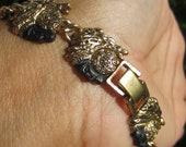 Vintage Another, Blackamoor Head Dress Bracelet