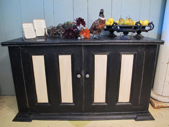 Buffet or media console