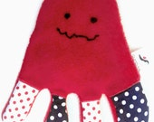 Monster Moanes cuddle cloth