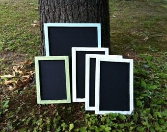 Chalkboard Set, Wedding Sign Set, Chalkboard, Chalk Board, Chalkboard Mix, Wedding Signs, Rustic Wedding Decor, Wedding Decor, Blackboards