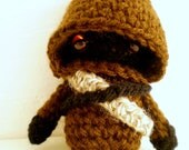 Jawa Star Wars Amigurumi : Items similar to Jawa - Star Wars inspired amigurumi on Etsy
