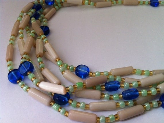 Handmade African Waist Bead