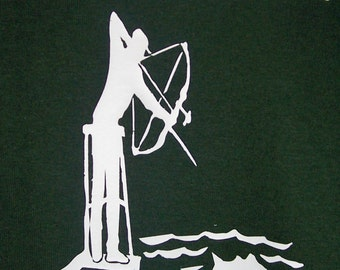 Death From Above Bowfishing Tshirt