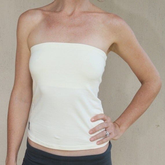 ON SALE 40% OFF Strapless Yoga Tank With By Satyayogawear