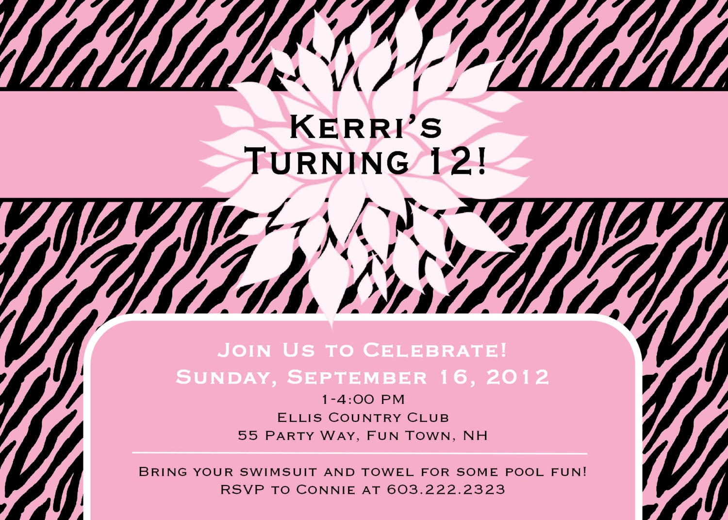 Birthday Party Invitation Ideas For Tweens Teen Birthday – Teenage Girl Birthday Invitations Free Printable