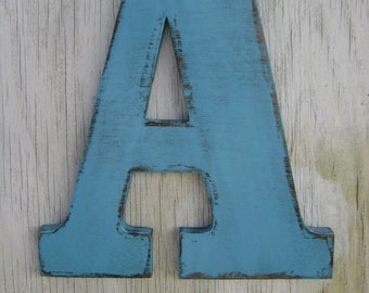 Christmas gift rustic wood initials and names for your loved ones