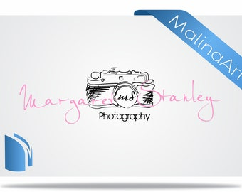 Photography Logo and Watermark...Logo design...Pre made logo design BUY 2 and GET 1 FREE!!!