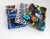 Star Wars Baby Burp Cloths - Retro - Set of Three