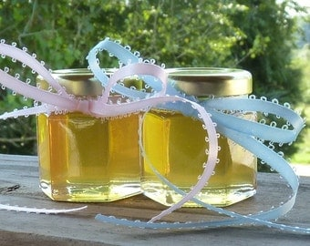 Baby Shower Honey Favors 12 Raw Wildflower Honey 2oz Jars Wedding Tennessee Wildflower Honey Baby Shower Gift Baby Boy Girl Nursery Favors