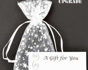 UPGRADE - Gift Bag and Card