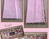 CHOICE of FABRIC Child / Toddler Nap Mat Standard