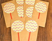 Lolly Pop Lolly Bags (set of 10)