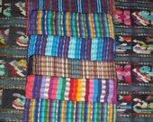 Guatemalan Mayan scarf, headband, many colors available