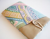 Kindle Sleeve Pocket , Kindle fire sleeve cover, nook cover, nexus 7 case