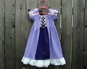 Princess Dress - Rapunzel Inspired
