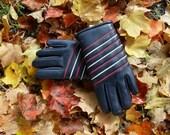 Reserved For JODIE-Totally 80's Vinyl Unisex Ski Gloves