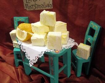 Lemon Marshmallows by Dorian O'Connell