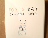 Fox's Day (A Simple Life) Book