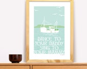 Dance to your Daddy, sing to your Mammy Geordie Poster