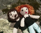 Made to Order Couple Dolls