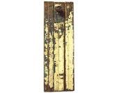 Door Knob with Wainscoting