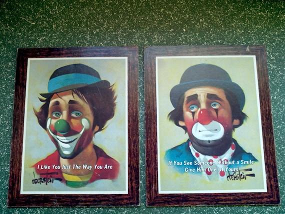 100+ Clowns Paintings Classic – yasminroohi