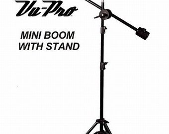 Vu-Pro Mini Boom Arm and Photography Lighting Stand. Photography Studio Lighting Equipment