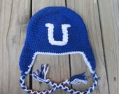 Indianapolis Colts Hat Handmade