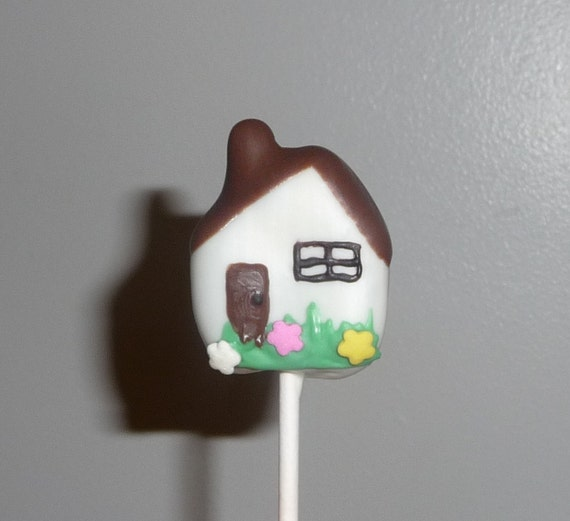 Housewarming Cake Pops