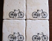 Bicycle Coasters- Set of Four