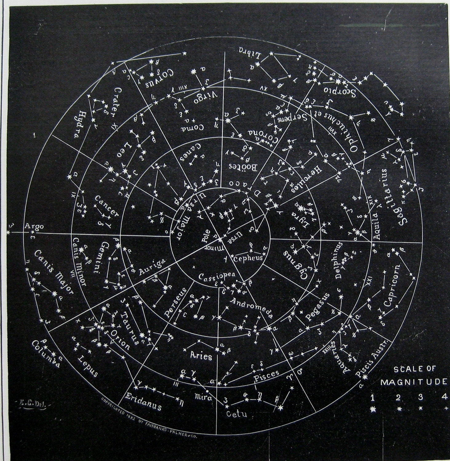 astronomy star charts - photo #23