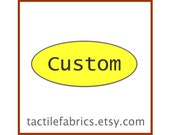 Custom Listing for Sharmila