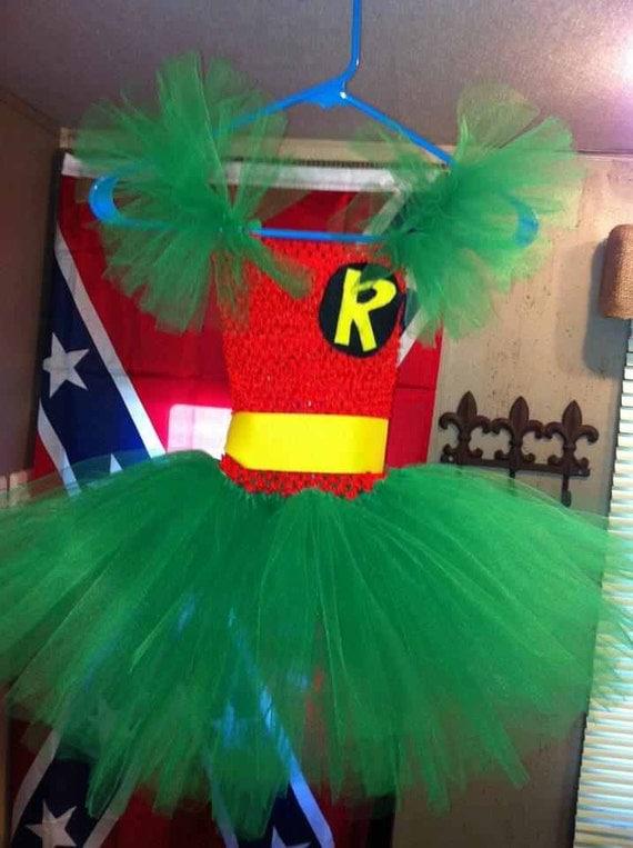 Robin Tutu Costume
