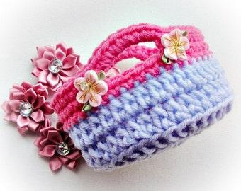 Easy Box and Basket Set Crochet Patterns