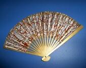Steampunk Decor Fan
