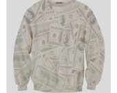 Dollar Bill Cash Money Sweatshirt
