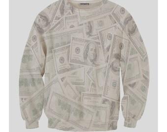 Dollar Bill Cash Money Sweatshirt