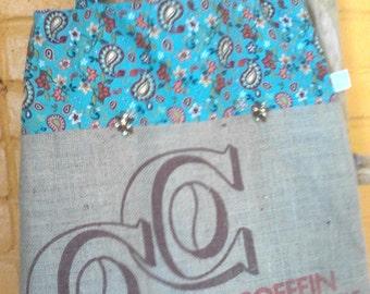 "Tumbleweed Market Bag ""Coffein Compagnie"""