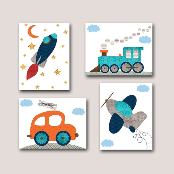 Baby Room Decor Nursery Decor Nursery Boy Kids Art By: Baby Boy Nursery Decor Children Art Print Baby Nursery Print