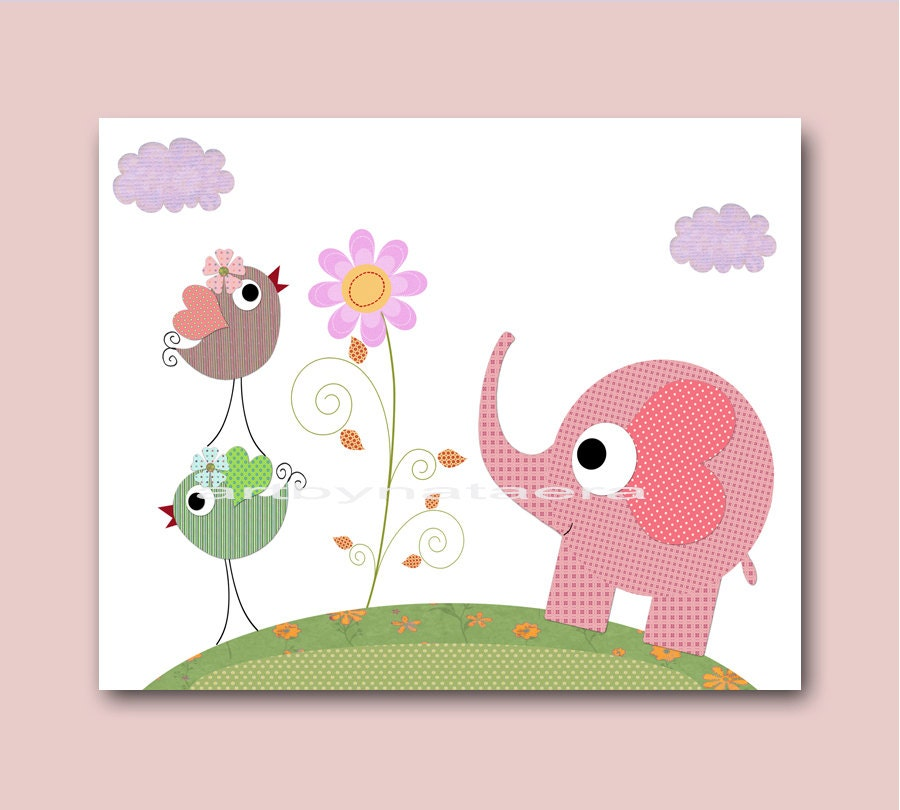 baby paintings for nursery the image