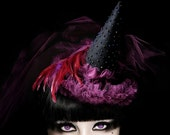 witchy woman cocktail hat