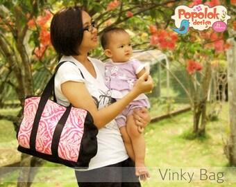 VINKY Bag PDF Pattern & Tutorial
