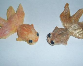 Gumpaste Goldfish