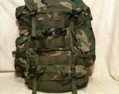 CFP-90 USA Military Special Forces Rucksack Vintage