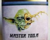 Star Wars Flask - Master Yoda