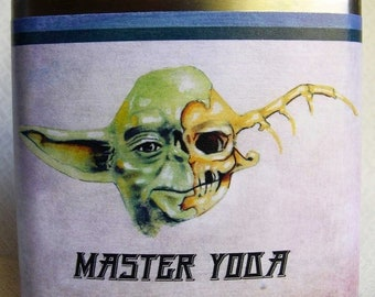 Star Wars Flask - Master Yoda
